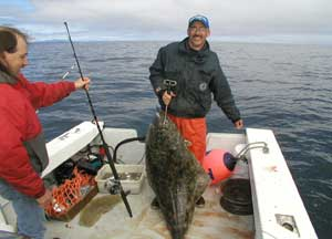 A captain 39 s quarters bed breakfast sport fishing for Alaska fishing regulations