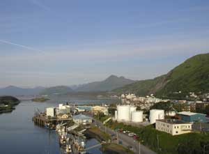 Kodiak на Аляске